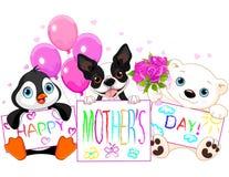 Dia da mãe Foto de Stock Royalty Free