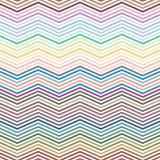 Dia da Páscoa no projeto colorido do vetor Teste padrão colorido da viga Fundo colorido do teste padrão de Chevron Fotos de Stock