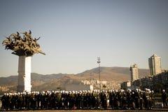 Dia da república de Turquia Fotografia de Stock Royalty Free