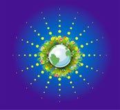 Dia da Terra, Foto de Stock Royalty Free