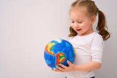 Dia da Terra feliz imagens de stock royalty free