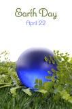 Dia da Terra, o 22 de abril, imagem do conceito Fotos de Stock