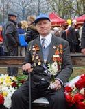 Dia da vitória, Letónia Imagem de Stock
