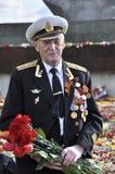 Dia da vitória, Letónia Fotografia de Stock Royalty Free