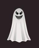 Dia das Bruxas Ghost Foto de Stock Royalty Free