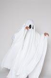 Dia das Bruxas Ghost Imagens de Stock Royalty Free