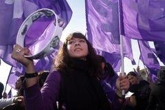 Dia das mulheres Imagem de Stock Royalty Free