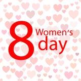 63567a295 O Dia Das Mulheres S é Uma Figura Oito Dinheiro Do Saco De Compras ...