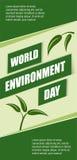 Dia de ambiente de mundo do inseto ilustração do vetor