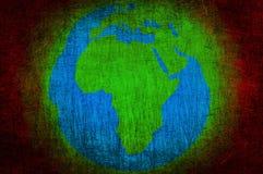 Dia de ambiente de mundo para o fundo Fotografia de Stock Royalty Free