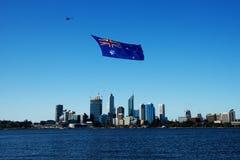 Dia de Austrália imagem de stock royalty free