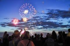 Dia 2016 de Austrália em Fremantle Imagem de Stock Royalty Free