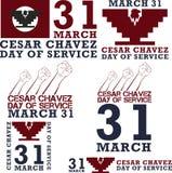 Dia de Cesar Chavez Fotografia de Stock