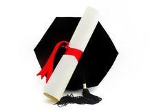 Dia de graduação Foto de Stock