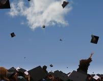 Dia de graduação! Fotografia de Stock Royalty Free