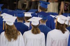 Dia de graduação Imagens de Stock Royalty Free