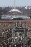 Dia de inauguração de Bill Clinton Foto de Stock