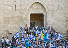 Dia de Jerusalem Imagens de Stock Royalty Free