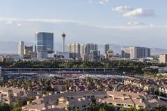 Dia de Las Vegas imagem de stock