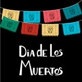 Dia de Los Muertos Photo libre de droits