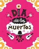 Dia DE Los Muertos stock afbeeldingen