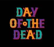 Dia de Los Muertos απεικόνιση αποθεμάτων