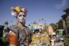 Dia de Los Muertos Stockbild