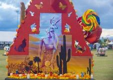 Dia De Los Muertos Immagine Stock
