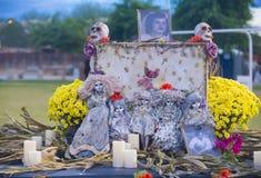 Dia De Los Muertos Fotografia Stock