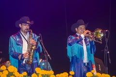 Dia DE Los Muertos Stock Foto's
