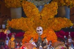 Dia DE Los Muertos Royalty-vrije Stock Foto