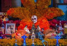 Dia De Los Muertos Immagini Stock Libere da Diritti