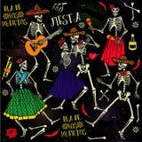 Dia de los Muertos Stock Photo