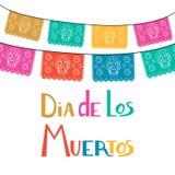 Dia de Los Muertos Stock Images