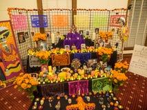 Dia de Los Muertos RWC Stock Image