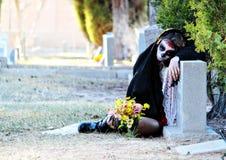 Dia DE Los Muertos - Verdriet stock afbeeldingen