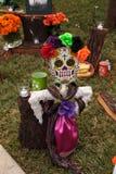 Dia De Los Muertos zmienia Fotografia Royalty Free