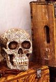 Dia De Los Muertos zmienia Obraz Royalty Free