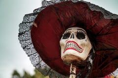 Dia De Los Muertos zmienia Obrazy Stock