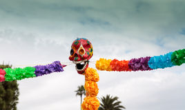 Dia De Los Muertos zmienia Zdjęcia Royalty Free