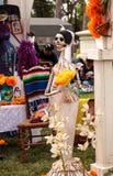 Dia De Los Muertos zmienia Obrazy Royalty Free