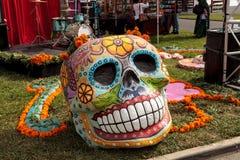 Dia De Los Muertos zmienia Zdjęcie Royalty Free