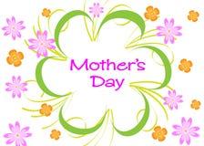 Dia de mães Imagens de Stock