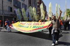 Dia de maio em Istambul Imagens de Stock