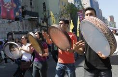 Dia de maio em Istambul Fotografia de Stock