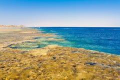 Dia de Mar Vermelho Imagens de Stock