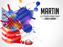 Dia de Martin Luther King Foto de Stock Royalty Free