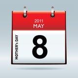 Dia de matrizes 2011 dos E.U. ilustração stock