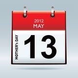 Dia de matrizes 2012 dos E.U. ilustração stock