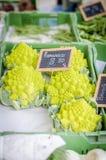 Dia de mercado em Genebra, Suíça Imagens de Stock Royalty Free